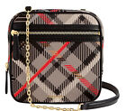 Veraa Bradley Elena Crossbody Bag in Sofia Plaid NWT MSRP $118 FREE SHIPPING