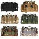 Outdoor Military Tactical Waist Pack Shoulder Molle Camping Hiking Pouch Bag H2