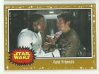 2017 Topps Star Wars Journey To The Last Jedi Gold Starfield Serial #ed. / 25