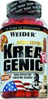 Weider Krea Genic + PTK Container with 208 Capsules (192,56 EUR / 35.3oz)