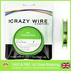 0.03mm (48 AWG) - Comp SS316L (Marine Grade Stainless Steel) Wire - 1,061 ohms/m
