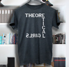 Theoretical Girls  band  TV   t shirt  post punk