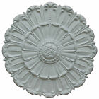 Flat Acanthus Ceiling Medallion Made in USA in 40 Colors