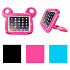 Cute Bear Kids Shockproof Case W/ Stand Handle For iPad Air Mini1234 Tablets NEW