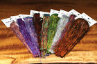 HOLOGRAPHIC FLASHABOU FLASH MATERIAL YOU PICK COLOR FLY & JIG TYING HEDRON INC.
