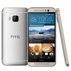 Htc One M9 32gb (at&t) Unlocked Gsm Carrier Only - Gray,silver On Gold,gold Usa