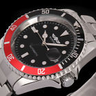 Fashion Men Stainless Steel Automatic Mechanical Military Army Sport Wrist Watch