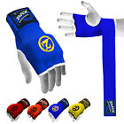 Inner Gloves Hand Wraps Boxing Fist Padded Bandages MMA Grappling Gel Straps