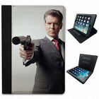 PIERCE BROSNAN AS JAMES BOND FLIP TABLET CASE COVER PROTECTION £24.95 GBP
