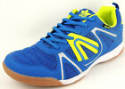 "LICO  Hallen Sportschuh  ""FIT INDOOR""  blau/lemon  Gr. 36 - 46"