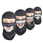Comfortable UV protection Windproof Breathable Skeleton Hat Headwear Face Mask