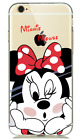 iPhone Minnie Mouse_lady Ultra Thin Case Soft Silicone TPU _6/6S Plus or 7 Cover