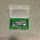 Pokemon Gameboy Advance GBA Game Cards USA Seller! Many LOT Options (Repros)