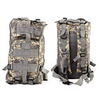 30L Hiking Camping Bag Army Military Tactical Trekking Rucksack Backpack Camo #A