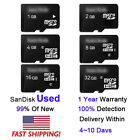 SanDisk 1GB 2GB 4GB 8GB 16GB 32GB 64GB MicroSD Micro SD Memory Card Wholesale