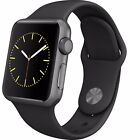 Apple Watch Series 1 42mm | Gold Gray Rose Silver | Large | NEAR MINT to MINT