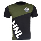 Mens Printed Fashion HNL Projection Cotton T-Shirts Tops Uk Size 8-18