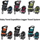 Baby Trend Expedition Jogger Stroller Travel System with Infant Car Seat NEW