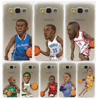 Coque Basketball NBA Star Lakers Hard Case All Samsung Galaxy S8 S A J Note