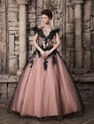 Womens Quinceanera Off The Shoulder evening gowns maxi Long Party prom Dresses
