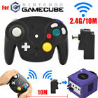 2 Pack Classic Wired Shock Joypad Game Stick Pad Controller for Wii Gamecube NGC