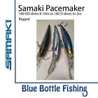 NEW Samaki Pacemaker 180DD - Sauri (rigged) from Blue Bottle Marine