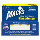 Mack's Pillow Soft Adult Silicone Earplugs