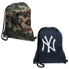 "NEW ERA Sacca da Palestra ZAINO Backpack BORSA ""Gym Sack"" BAG Nuova SCUOLA Ny 2c"