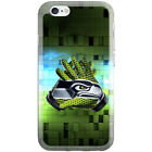 Apple iPhone 6/6S/6 Added/7/7 Plus/8/8 Plus/X Case Cover Seattle Seahawks Hands
