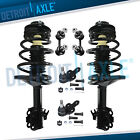 Fit+1995+1996+Toyota+Camry+2%2E2L+Front+Struts+Lower+Ball+Joint+Sway+Bar+6pc+Kit