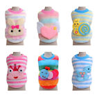 XXXSmall Cat Dog Clothes Warm Sweater Coat Tiny Baby Pet Animal Puppy Shirt XXS