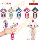 NEW Cute Finger Toy Baby Monkey Electronic Interactive Toy Robot Pet Kids Gift