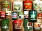 Dec. Thx!! Yankee Candle Individual Votives FREE Ship YOU Choose Your Scents NEW