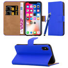 Wallet Flip Leather Case Cover Magnetic Luxury Card Case Cover For Mobile Phones