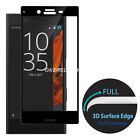 3D Curved Full Cover Tempered Glass Screen Protector For Sony Xperia 1 II 5 8 10