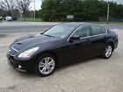 2013+Infiniti+G37+G37X+AWD+Sedan+Vandalized+Salvage+Rebuildable
