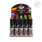 Colorhaarspray Haarspray farbig 100ml Flasche Karneval Halloween Fasching Party