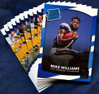 2017 Donruss Los Angeles Chargers NFL Football Card Your Choice - You Pick $0.99 USD on eBay