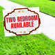Two Bedroom Available Real Estate Apartment Rent Custom Yard Coroplast Sign photo