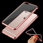 Crystal Clear TPU Soft Cover Case for Apple iPhone 6/6S /6 6S Plus /7 /7 plus US