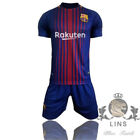 Barcelona football strongest team Blue red stripe Football training clothes