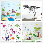 Animals Dinosaur Home Bedroom Decor Removable Wall Stickers Decals Decoration