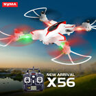 Syma X56W RC Folding WIFI HD Camera FPV X56 4CH 6-Axis Pocket Drone Quadcopter <br/> Best Price+3 Batteries✔Fly Track✔Set Height✔Headless✔