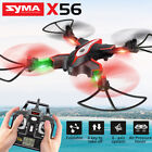 Syma X56W RC Folding WIFI HD Camera FPV X56 4CH 6-Axis Pocket Drone Quadcopter