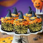Cupcake Wrappers Cupcake Muffin Paper Holders Halloween Party Decor TXSU