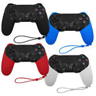 Soft Silicone Skin Cover Protection Case For SONY Playstation 4 PS4 Controller