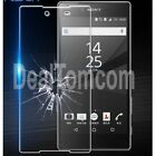 2Pcs 9H Tempered Glass Screen Protector Film Guard Cover For Sony Xperia Phones