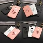 1PC Portable ShockProof Scrub Phone Case Cover With Ring Holder For NC89