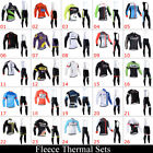 New Winter Cycling Jersey Bib Pants Outfits Thermal Fleece Bicycle Sports Wear