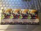 4x Slapstick Worker PR/0376EN Vanguard TCG English Promo Common L@@K!